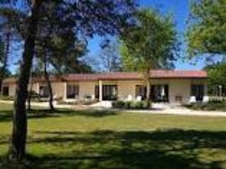 Traditional French Bungalow self catering holidays within a private complex.