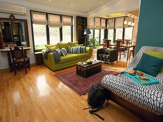 Boutique Apartment Wow!