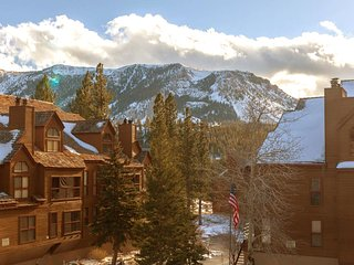 """Aspen Treehouse"" Luxury View Condo"