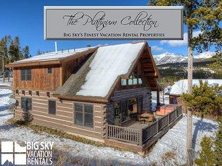 Big Sky Resort | Powder Ridge Cabin 19 Manitou
