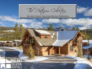 Big Sky Resort | Powder Ridge Cabin 2A Oglala