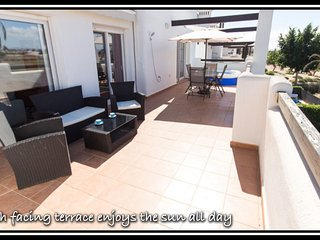 Mar Menor Golf Resort - Gorgeous Penthouse Apartment, Murcia