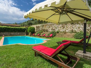 Large Luxury Villa in Tuscany Near Lucca with Chef Service - Villa di Vorno