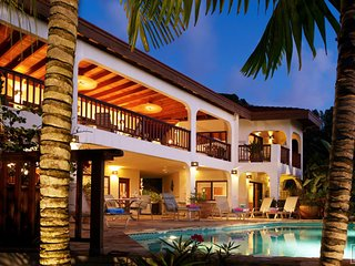Villa Loblolly 4 Bedroom SPECIAL OFFER, Virgin Gorda