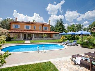 Villa Aurora, Labin