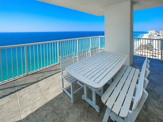 OPEN 3/18-3/25 2016 TOTAL! 4 BDR FOR 10!GREAT VIEWS!!, Panama City Beach