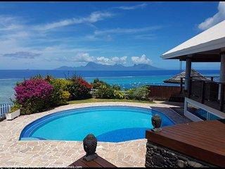 Villa Te Tavake - Tahiti, Punaauia