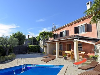 Casa Bepi - Holiday house  in peaceful area with pool near Rovinj, Kanfanar