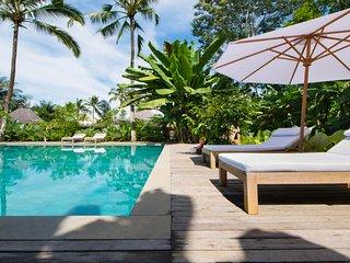 Spectacular 7bdrs Villa Ubud - Villa Nag Shampa