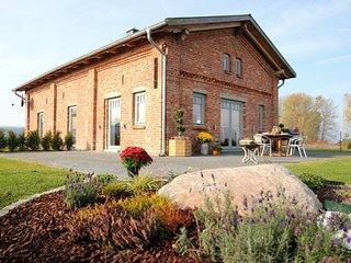 Luxus****Ferienhaus Ostsee, Meerblick, Hund, Sauna 6-8 Personen