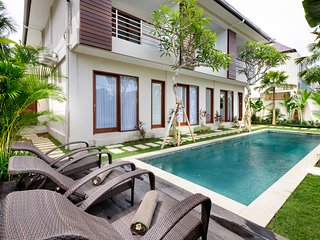 ECHOBEACH2BR APARTMENTS 105sqm, right in famous Echo Beach, Canggu