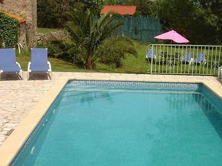 Villelongue-del-Monts French villas with private pool sleeps 9