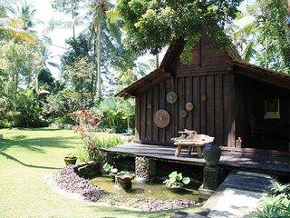 Gorgeous 4BR Villa in Ubud with spectacular view over the jungle!
