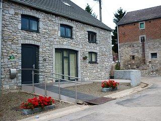 ARDENNES Gite Rural 'La Grange de David' Label Access-I - 14 pers max + Bebe