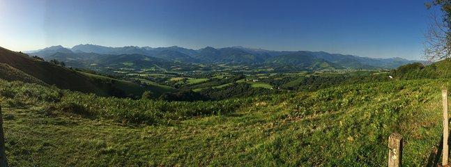 panorama vallée Barétous