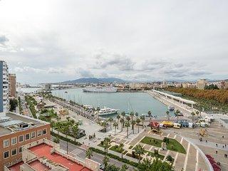 LU&CIA City Beach Puerto 3, Malaga