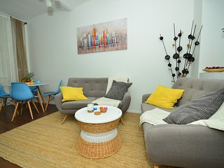 New Cozy Apartment Lenuzzi, Center of Zagreb