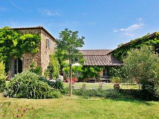 Villa Lorian, Poggio alle Mura