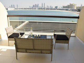 Beach Apartment on Palm Jumeirah, Dubaï