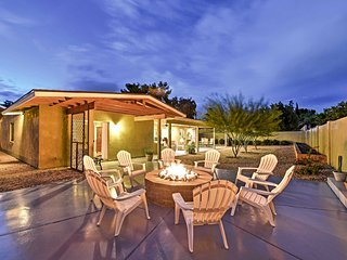 4BR Phoenix House w/Patio - Minutes from the Metro