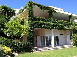 Can Girona Golf & Sea View Villa, 8 bedrooms, 7 bathrooms, ac, private pool