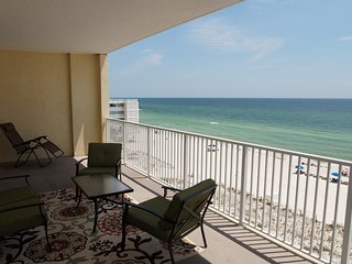 New Beautiful Beach Front Condo! 6th Floor Unit with Amazing Views!