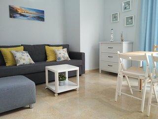 Malagueta Beach House. Ocio, playa y cultura., Málaga
