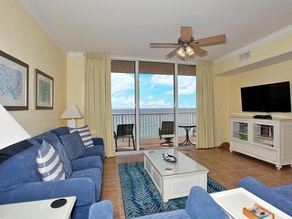 Tidewater Beach Resort Condo 615, Panama City Beach