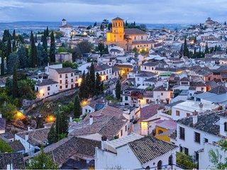 BELLA CASA EN EL NÚCLEO DEL ALBAICÍN, GRANADA, Granada