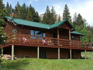 Squaw Creek Cabin, Cooke City