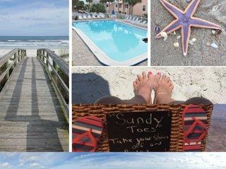 Sandy Toes Beach Condo, Saint Augustine Beach