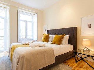 Graça Deluxe II Apartment | RentExperience, Lisbon