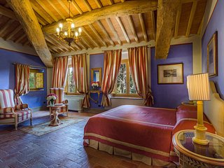 Luxury Villa in Tuscany South of Lucca - Villa Allegra