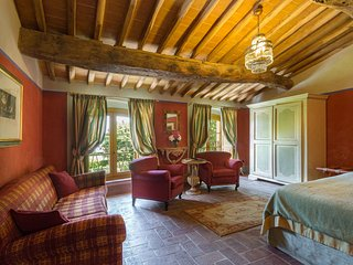 Luxury Villa in Tuscany South of Lucca - Villa Allegra, Vorno