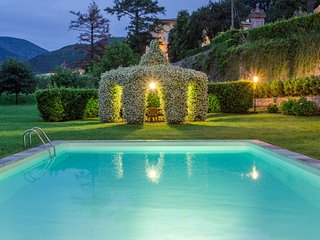 Tuscan Country Home with own pond, pool, gym,air-conditioner,wifi, personal chef