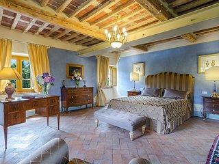 Inviting Tuscan Villa Near Lucca - Villa del Campo, Vorno