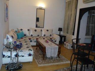 Appartement pour votre vacance a Marrakech Hivernage - Centre Gueliz