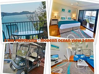 3 The Panorama Hamilton Island 2 Bedroom 2 Bathroom Ocean View Modern Apartment, Isola di Hamilton