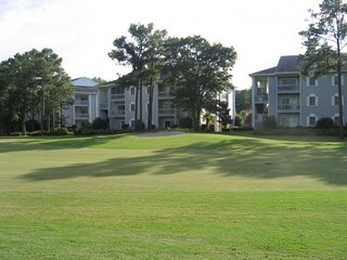 Sunset Beach Golf and Beach Condo at Sea Trail