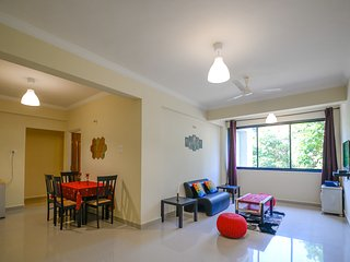 TripThrill Florida Gardens 3 Bedroom Apartment, Colva