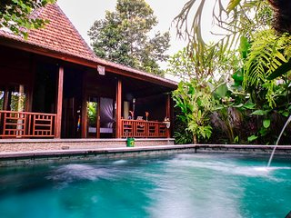 Prama House 2BR private pool in Ubud, Sayan
