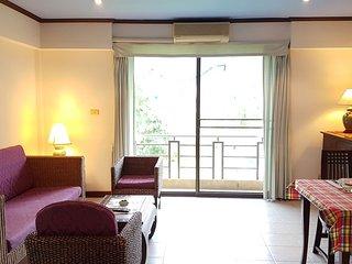 (406) Appartamento con 2 camere da letto