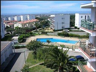 Bonito apartamento en Mas Oliva A31, Roses