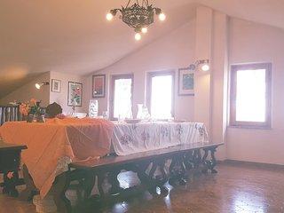 Villa con splendida vista sulla val d'Orcia e parco privato, Castiglione D'Orcia