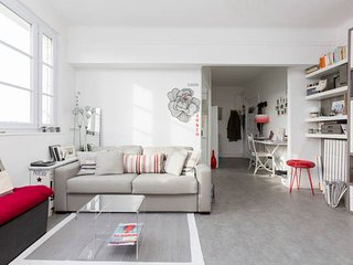 Beau studio rénové proche du parc des princes, Boulogne-Billancourt
