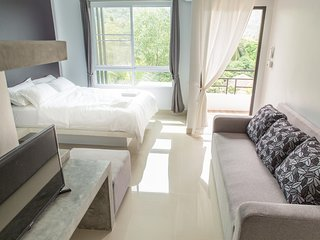 SPECIAL DISCOUNT KohTao brandnew Studio Seaview B+Wifi+Good location+Good Road