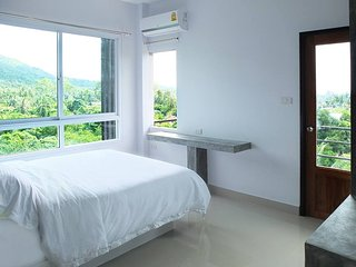 SPECIAL DISCOUNT KohTao brandnew 2 bedroom Seaview C,Good Location and Good Road
