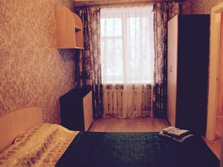 clean apartment in the center of Minsk