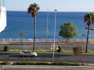 NEW! 1 bedroom apartment with sea views in Benalmadena costa, MALAGA.