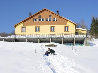 """""""Bellevue"""". Vacances ete/hiver.La Bresse Vosges."""